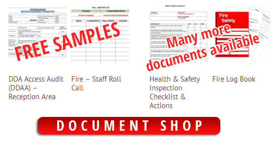 Medical H&S Document Downloads