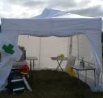 event-medic-tent