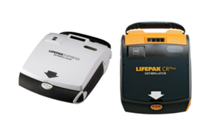 LIFEPAK CR Plus and LIFEPAK EXPRESS Automatic External Defibrillators (AED)